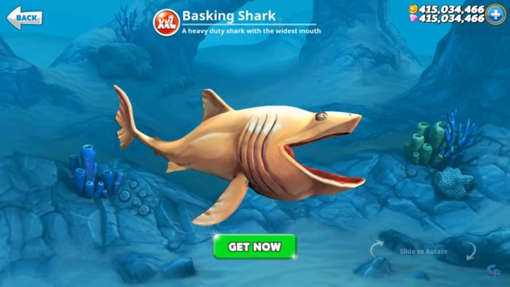 hungry shark world cheats mod apk