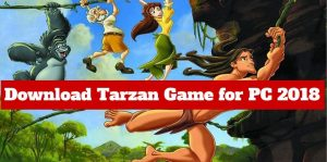 Download Tarzan Game for PC 2018
