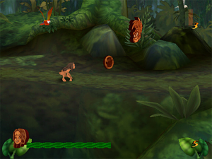 Tarzan Game for PC