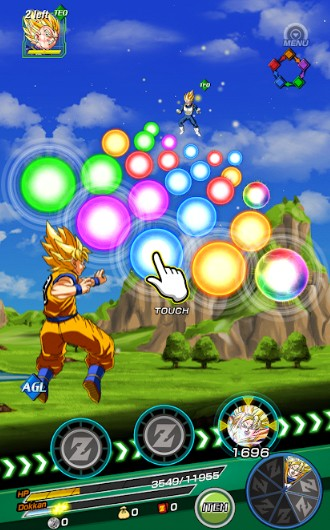 Dragon Ball Z Dokkan Battle Mod Apk Unlimited Dragon Stones