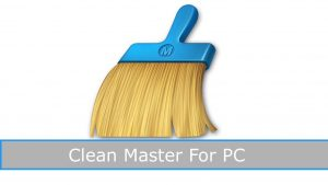 Download Clean Master for PC