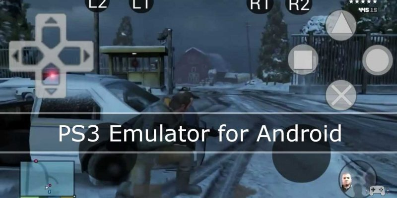 PS3 Emulator for Android to Play PS3 Games on Android