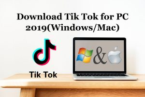 Download Tik Tok for PC