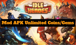 Download Idle Heroes Mod Apk