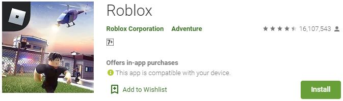 Download Roblox For Windows
