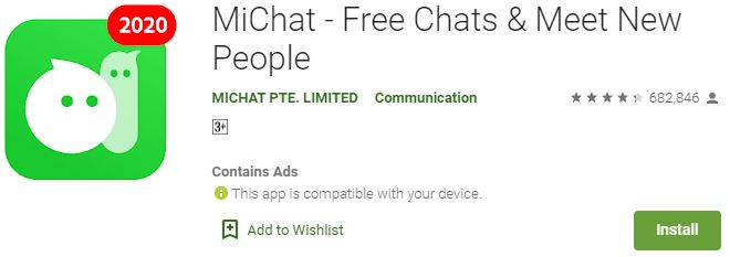 Download MiChat For Windows